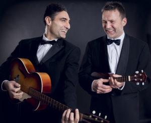 Kholghi og Keiser - komik, sang og musik - e-ntertainment.